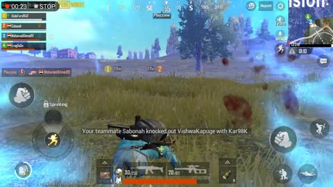 Pubg Game Fight In Red Zone