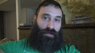 365 Days Of Growing A Beard Captured On Time-Lapse Video - Video