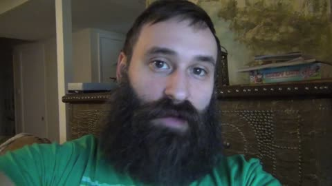 365 Days Of Growing A Beard Captured On Time-Lapse Video