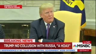 Trump BLASTS Media For Not Covering Real Russia Story That Dealt Away Our Uranium Under Obama - Video