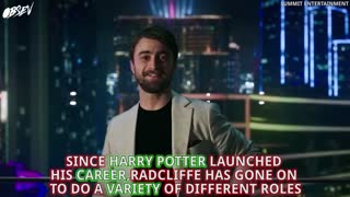"Daniel Radcliffe Open To ""Harry Potter"" Return - Video"