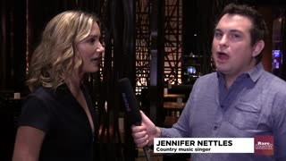 Jennifer Nettles on how motherhood has changed her | Rare Country - Video
