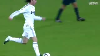 5 AMAZING REAL MADRID GOALS,which one is the best?? - Video