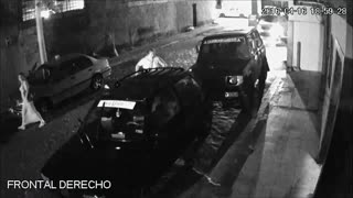 Ecuador Earthquake CCTV - Video