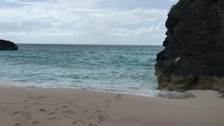 ON MY PRIVATE BEACH....TIME TO RELAX...CHECK OUT THE CLEAR WATER.. - Video