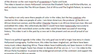 Director hits back at critics of Swift music video - Video