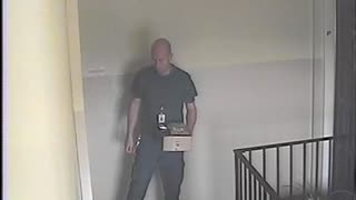 Delivery Driver Thief
