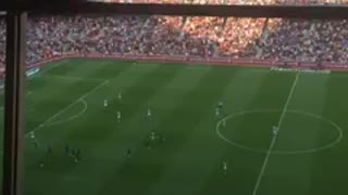 VIDEO: Leo Messi goal LIVE form the stands! - Video
