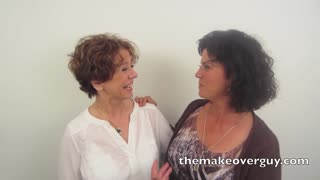 MAKEOVER! A Woman of a Certain Age. What does that mean? by Christopher Hopkins, The Makeover Guy - Video
