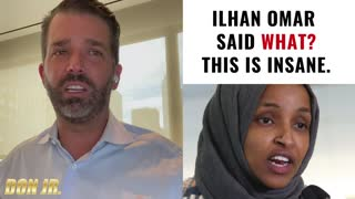 Ilhan Omar Said What? This Is Crazy.