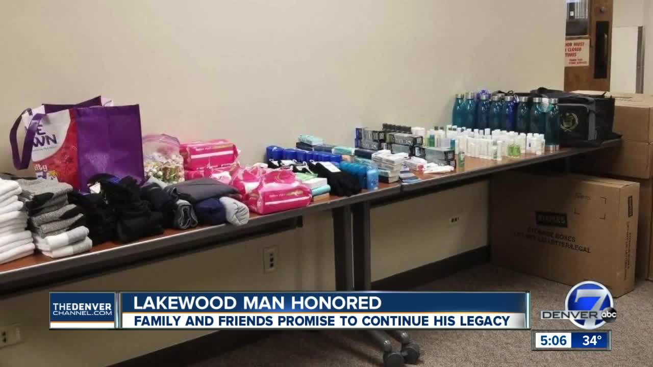 Family members, friends plan to honor Lakewood man's legacy of helping homeless youth