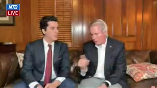 Lin Wood Interview with NTD's Josh Phillipps on Election Fraud and the Stolen Election