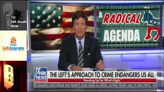 Tucker Reveals George Soros Is Funding Liberal DA's To Keep Crime On Americas Streets