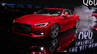 Infiniti Q60 - 2017 Infiniti Q60 First Look Review #Auto_HDFr - Video