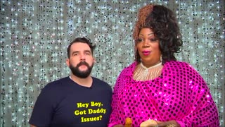 Jiz on Hey Qween with Jonny McGovern PROMO - Video