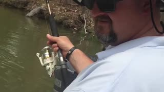 Catching Cod With Your Toes - Video