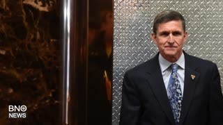 Former National Security Advisor Flynn Charged With Making False Statement - Video