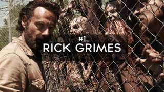 TOP 10 zombies from walking dead - Video