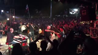Texas Country LJT 2016 Roger Creager Love (beer shower) Stephenville TX - Video