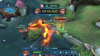 fanny mobile legends kill fast and very quickly