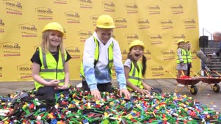 LEGOLAND Discovery Centre set to open in Birmingham - Video