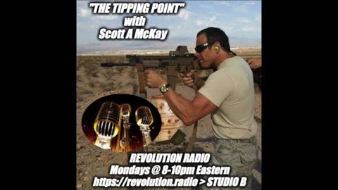 TPR - The Tipping Point Radio Show on Revolution Radio - 4.6.20