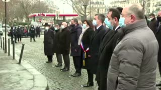 France marks 6th anniversary of Charlie Hebdo attack