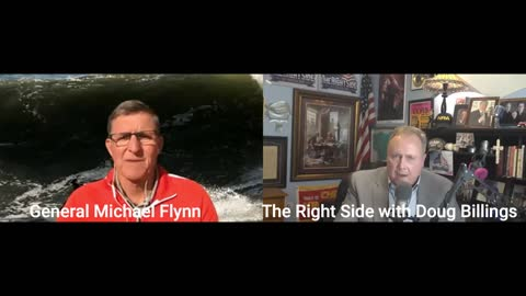 Interview with General Michael Flynn 05.02.2021