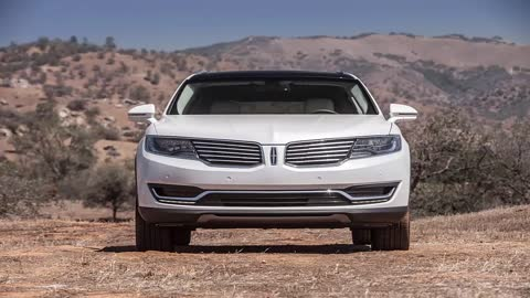 LINCOLN MKX AWD - 2016 LINCOLN MKX AWD FIRST TEST REVIEW #Auto_HDFr