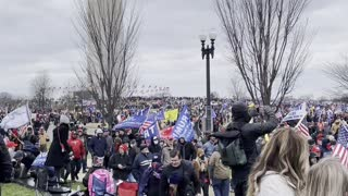 March to the Capitol 1/6/2021