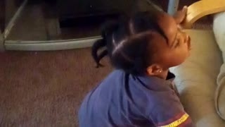 STRONGEST TODDLER EVER!!!!!