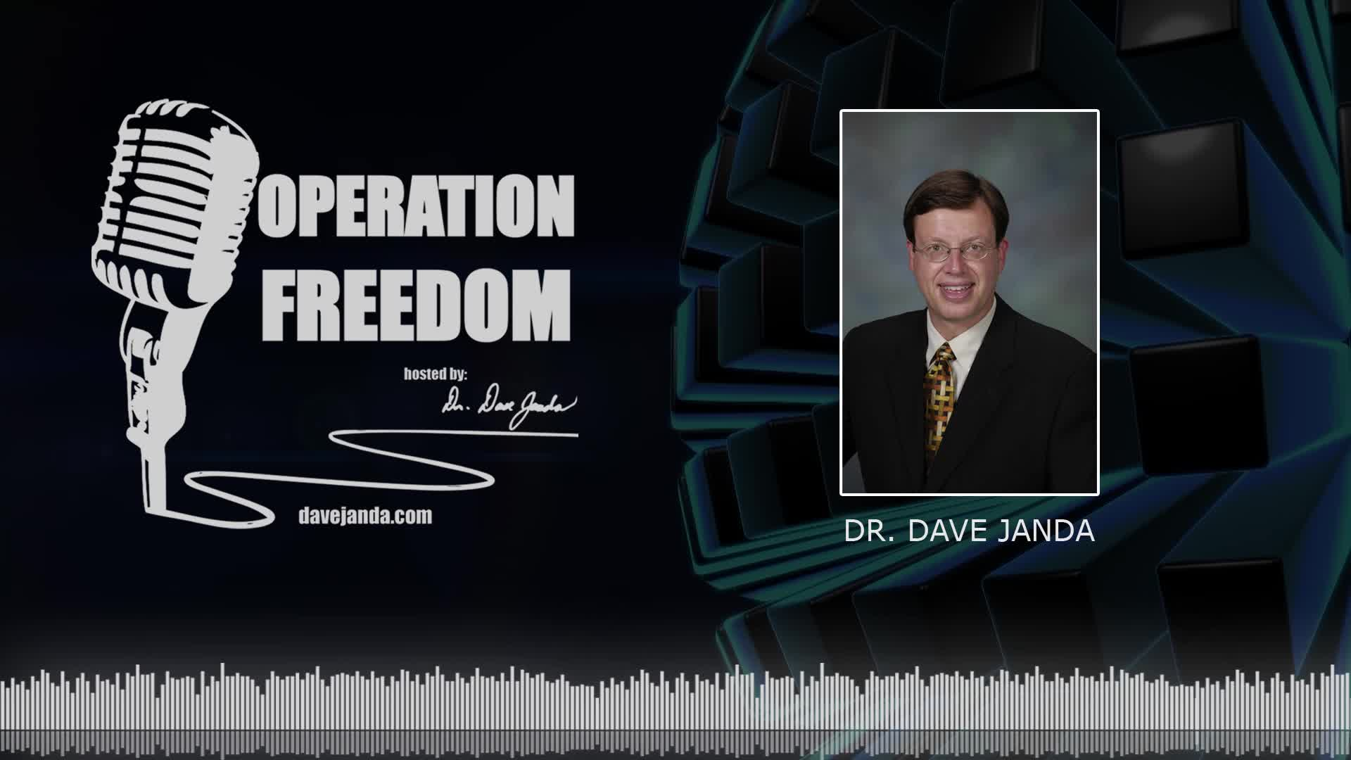 Dr Dave Janda Cyber Warfare Freedom Our Country And You