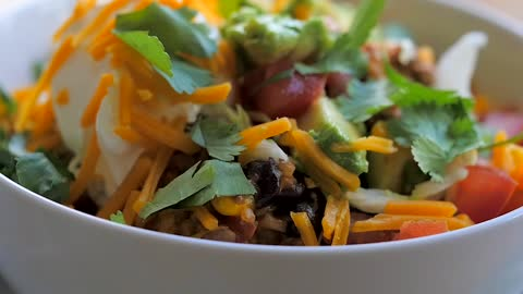 Zesty Mexican rice skillet dinner