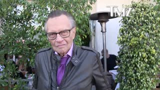 Larry King claims 2nd Amendment was written to fight off slaves