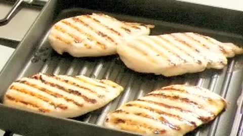 Grilled Chicken Simple