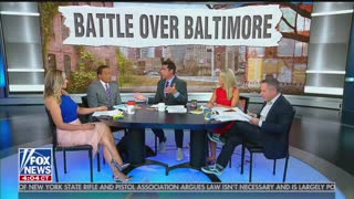 Juan Williams Clashes with Fox Co-Hosts Over Trump and Baltimore