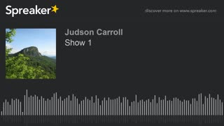 Southern Appalachian Herbal Podcast Show 1, part 1