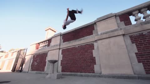 Off The Edge: A Freerunning Web Series