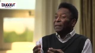 Pele Om Ronaldo Messi - Video