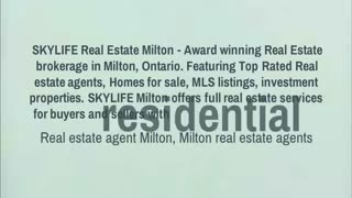Milton real estate agents - Video