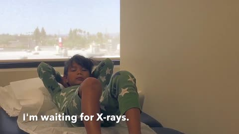 How to do Pilates while waiting for X-Rays