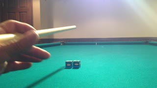 Crazy Pool Shot - Video