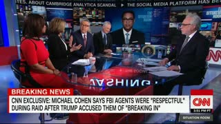 CNN's Toobin can't handle that Dershowitz may have had dinner with Trump - Video