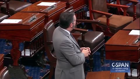 Democrat Puts On Show Yelling At Ted Cruz On Senate Floor