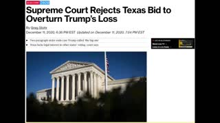 Scotus ruined itself by rejecting Texas Hearing