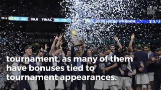 ACC Proposing Increase in Size of NCAA Basketball Tournament Field - Video