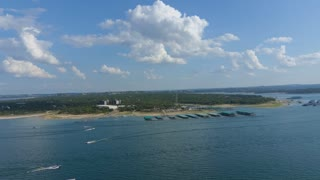 First Drone of Lake Travis