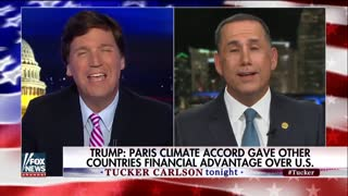 Tucker Carlson DESTROYS Mayor Of Miami Beach!