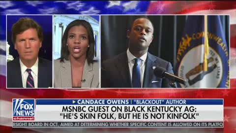 Candace Owens defends Kentucky AG: 'Racially attacked' because he doesn't fit left's 'prototype'