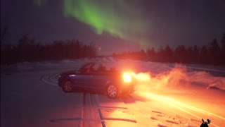 Chasing the Northern Lights - Video